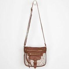 Purses+for+Teens | Crochet Pocket Crossbody Bag - latest side bags, bag purchase, womens black bag *ad