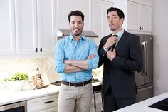 HGTV's Property Brothers Talk Tech For a Smart Home - CEA