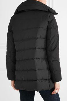 Moncler - Petrea Quilted Shell Down Jacket - Black - 1