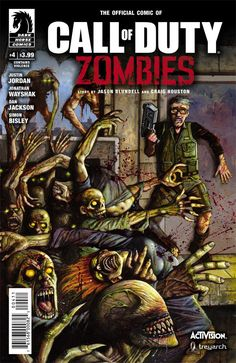 CALL OF DUTY ZOMBIES #4
