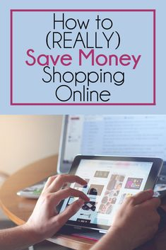 Can you really save money shopping online? I think so, and here's my ticks to…