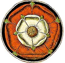 The Tudor Rose. If I were to ever get a tattoo, this would be it.