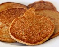 Pumpkin Cakes (freeze well for quick healthy breakfast)