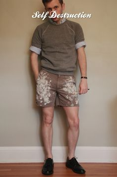 What do you think about men's short shorts?