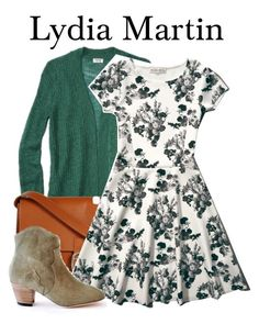 """""""Lydia Martin"""" by young-reckless-girls ❤ liked on Polyvore featuring Maison Margiela, Abercrombie & Fitch and Isabel Marant"""