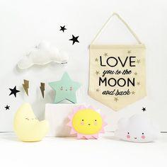 博客來-荷蘭|a Little Lovely Company ❤北歐風 療癒月亮夜燈