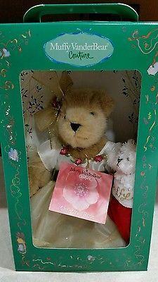 *Muffy vanderBear~ Christmas Rose