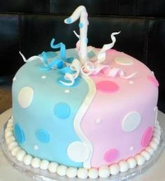 Excellent Picture of Twin Birthday Cakes . Twin Birthday Cakes 8 Twins First Birthday Cakes Photo Boy Girl Twins Birthday Cakes Twin Birthday Cakes, Boys First Birthday Cake, Minnie Mouse Birthday Cakes, Birthday Desserts, Birthday Cake Toppers, Girl Birthday, Birthday Ideas, Mickey Mouse, Torta Baby Shower
