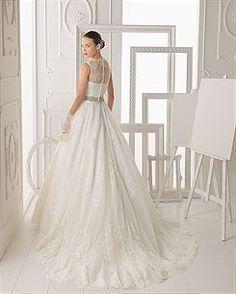 Vestidos novia outlet parla