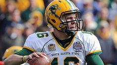 Can Brock lead the Bison to a National Champion Three-peat? Ndsu Bison Football, The Zone, Home Team, Football Helmets, Champion
