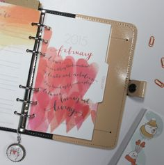 Pretty Planner Pages… | Cocoa Daisy