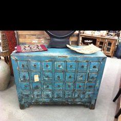 Rustic Furniture. Chest. Broward Design Center