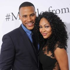 Meagan Good and DeVon Franklin are celebrating four years of marital bliss. We pay tribute to their love by looking back at the photos that captured their love for each other perfectly. | essence.com