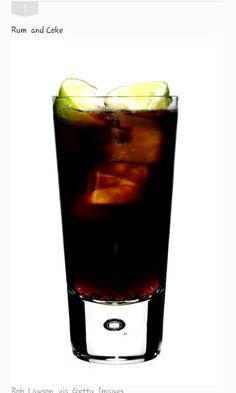 #rum &coke