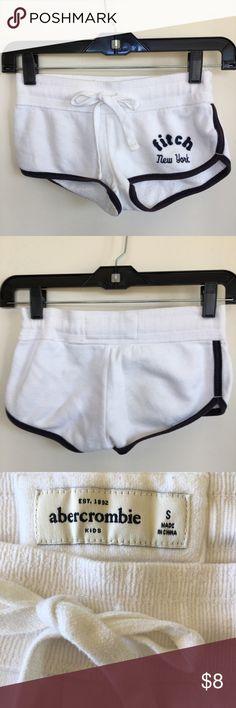 Abercrombie Kids shorts.  Girl's size (S). Abercrombie Kids shorts.  Girl's size (S).  Activewear. Great condition. Abercombie Kids Bottoms Shorts