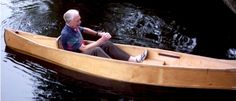 How to Build a Plywood Canoe in 7 Steps.  or buy one for about the same cost as plywood & supplies.