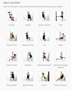 Pole Dance Training - Spins and skills Part 1 Pole Fitness Moves, Pole Dance Moves, Pole Dancing Fitness, Dance Fitness, Fitness Fun, Pole Classes, Scalp Psoriasis Treatment, Dancers Body, Pole Tricks