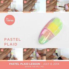 52 Best Neirus Nail Art Lessons Images On Pinterest Art Lessons
