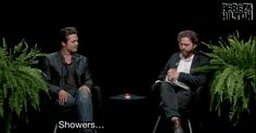 Zach Galifianakis Totally Rubs Brad Pitt The Wrong Way Between Two Ferns! Watch The Most Awkward And Epic Conversation Go Down HERE!