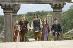 The Chronicles Of Narnia: Prince Caspian~ The Gang