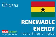 Ghana Renewable Energy Jobs - Specialist Recruitment