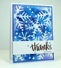 Snowy Thanks   Snippets   Bloglovin'