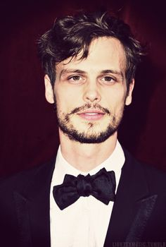 Matthew Gray Gubler!