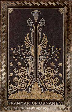 ≈ Beautiful Antique Books ≈  Grammar of Ornament
