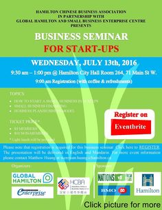 Business Seminar Flyer 2020 Template Examples