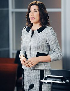 The Good Wife Fashion Credits: What Julianna Margulies Wore