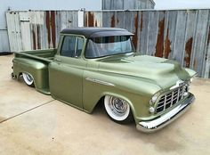 1241 best 55 56 57 chevy and gmc pickups images antique cars rh pinterest com