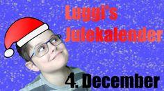 Luggi's Julekalender | 4. December
