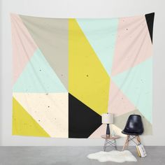 Buy Geometric Wall Tapestry by Grace Elizabeth McConnell. Worldwide shipping available at Society6.com. Just one of millions of high quality products available.