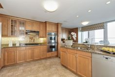 Brooklyn Real Estate, Kitchen Island, Kitchen Cabinets, Real Estate Photography, Nyc, Home Decor, Island Kitchen, Decoration Home, Room Decor