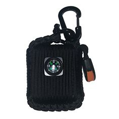 DURO GEAR Paracord Grenade Emergency Survival Kit – Fishing Hiking Camping Fire Starter – 26 in 1 Tools