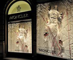 Moncler windows 2013 Summer, Budapest