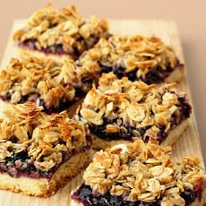 Blueberry Bonanza Bars Recipe
