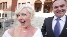 Andrea and Jason's Wedding at the Old Orange County Courthouse in Santa Ana, California on November 30, 2015 Video by Zak Shultz