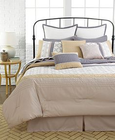 CLOSEOUT! Bombay 12 Piece Queen Comforter Set. Possibly for master bedroom.