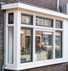 House Window Design, House Design, Bay Window Exterior, Door Canopy, Window Frames, Windows And Doors, Home And Living, Future House, Room Inspiration