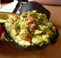 Creamy Guacamole Guacamole is a great way to incorporate heart-healthy avocado into your diet! The benefits of avocado are endless, such as...