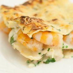 Pour ce soir je prépare des lasagnes sauce blanche aux crevettes... Et vous ?  La recette est sur le blog à retrouver dans mes archives...   #food #foodpic #instafood #foodstagram #foodoftheday #faitmaison #homemade #foodie #foodpassion #foodlover #foodporn #foodphotography #follow #followme #foodblogger #foodblog #lasagne #crevettes #shrimp
