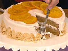Spring sweets: Sandra Lee's lemon daffodil cake, more yummy Just Desserts, Delicious Desserts, Yummy Food, Daffodil Cake, Sandra Lee Recipes, Cupcake Cakes, Cupcakes, Spring Treats, Dinner Is Served