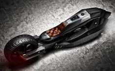 The BMW Titan Concept Motorcycle | InsideHook