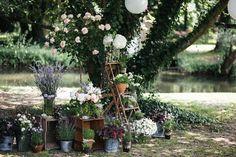 Fleuriste mariage - Décoration et livraison bouquet de mariée.