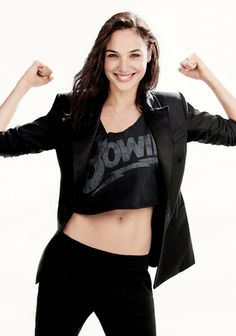 Gal Gadot 'Wonder Woman of the year' | GQ Magazine
