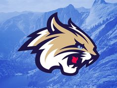 Bobcat designed by Zilligen Design Studio. Connect with them on Dribbble; the global community for designers and creative professionals. Animal Graphic, Animal Logo, Beast Logo, American Logo, Game Logo Design, Cool Logo, Logo Design Inspiration, Sport Theme, Sports Logos