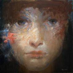 "Saatchi Art Artist Ilir Pojani; Painting, ""The end of loneliness. (Sold)"" #art"