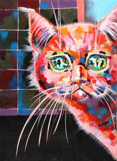 "anora ashurova; Acrylic, 2012, Painting ""Fisrt step"""