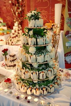 wedding cake Wedding 2017, Wedding Cakes, Wedding Decorations, September, Desserts, Food, Tailgate Desserts, Meal, Wedding Pie Table
